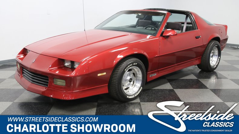 For Sale: 1990 Chevrolet Camaro