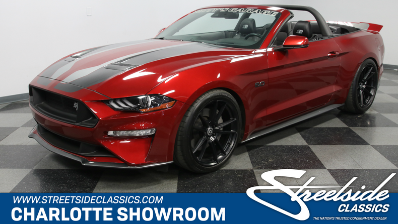 For Sale: 2018 Ford Mustang