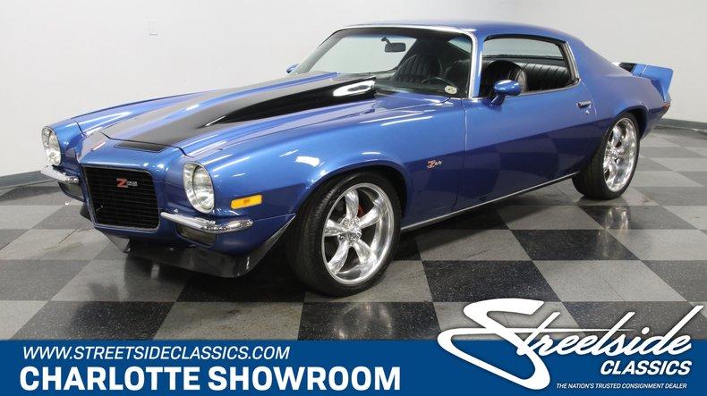 For Sale: 1971 Chevrolet Camaro