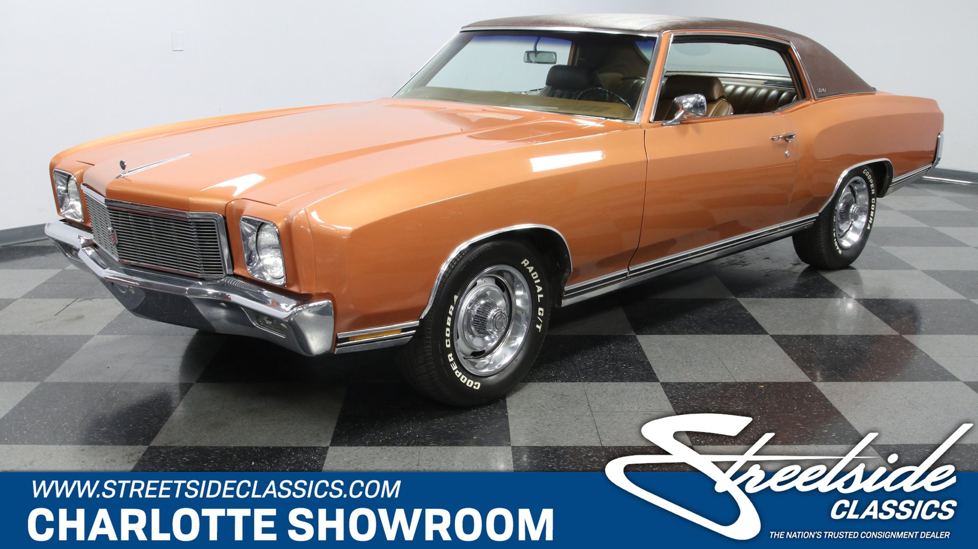 1971 Chevrolet Monte Carlo Streetside Classics The Nation S Trusted Classic Car Consignment Dealer