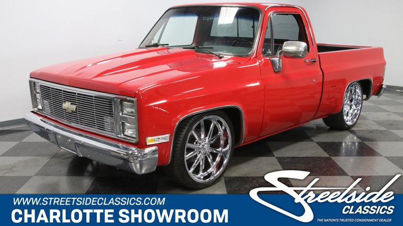 1985 Chevrolet C10 For Sale