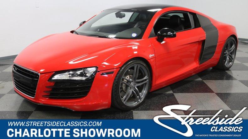 For Sale: 2009 Audi R8
