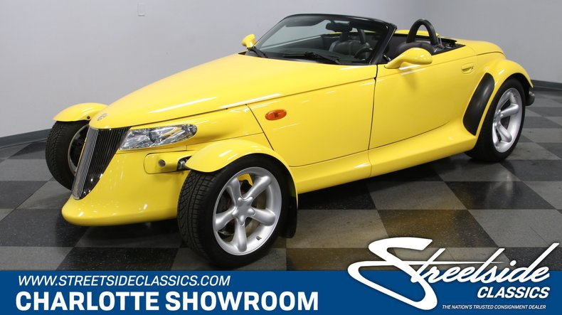 For Sale: 1999 Plymouth Prowler