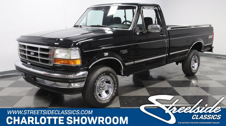 For Sale: 1993 Ford F-150