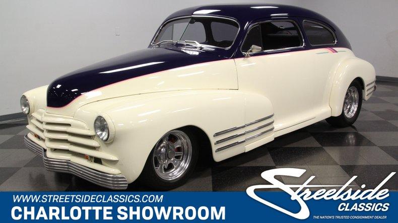 For Sale: 1947 Chevrolet Fleetline