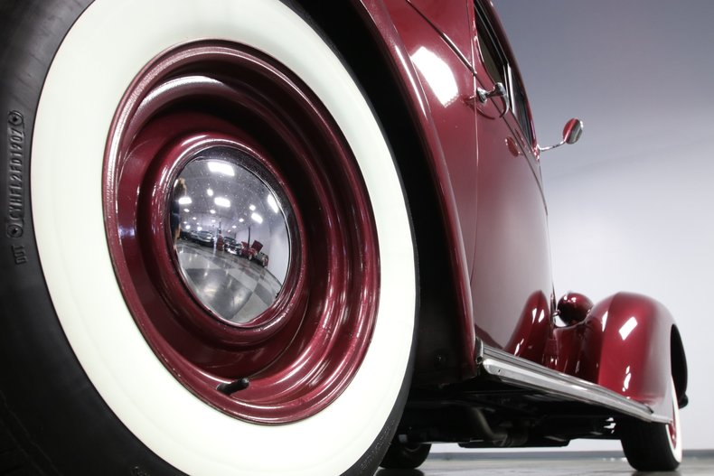 1937 Packard Business Coupe Restomod for sale #164844 | Motorious