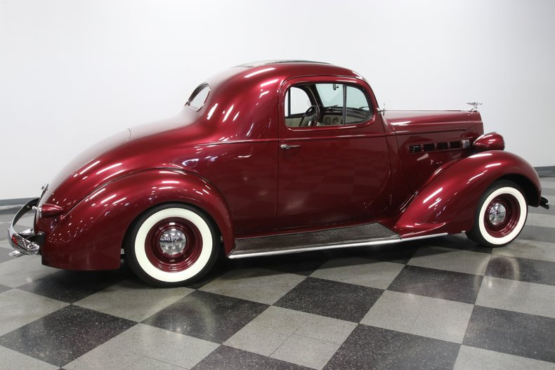 1937 Packard Business Coupe Restomod for sale #164844