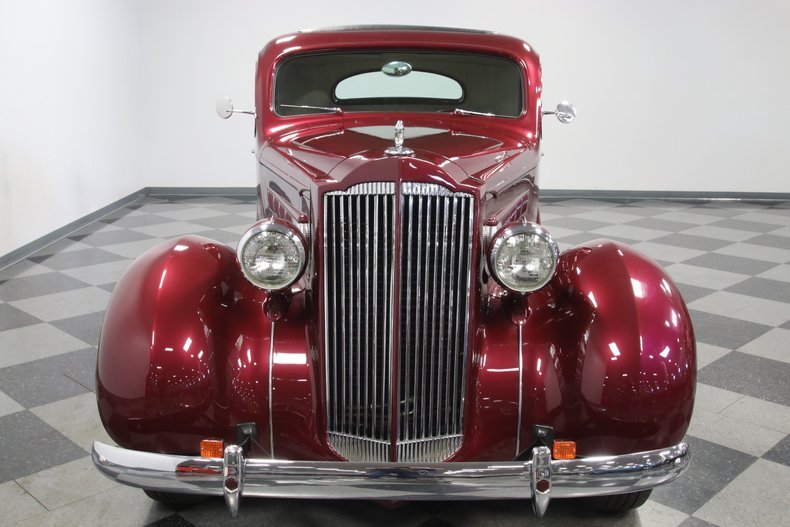 1937 Packard Business Coupe Restomod for sale #164844   Motorious