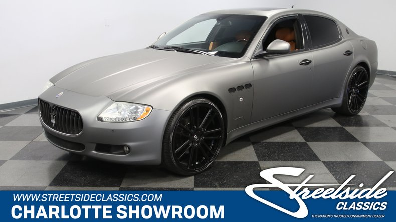 2009 Maserati Quattroporte For Sale