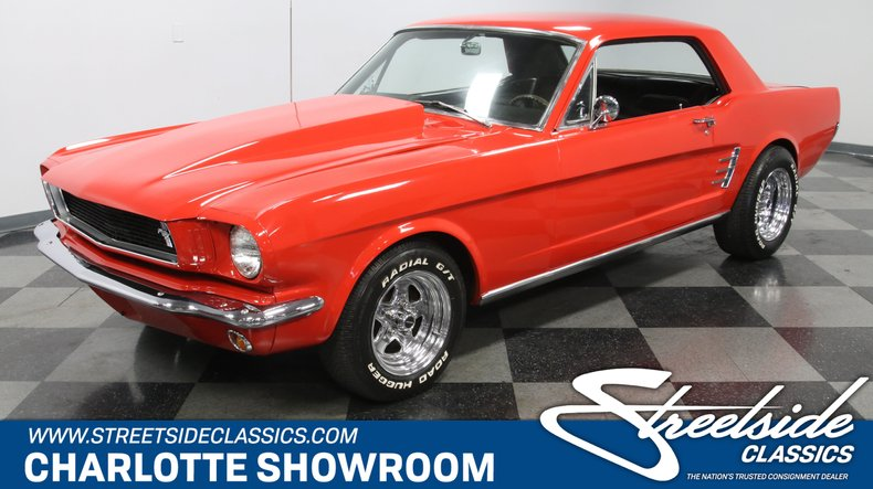 1966 Ford Mustang 351 For Sale | AllCollectorCars com