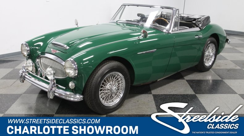 1965 Austin Healey 3000 Mark III BJ8 For Sale
