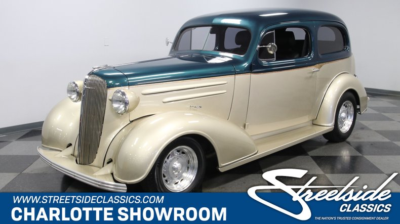 For Sale: 1936 Chevrolet Fleetmaster