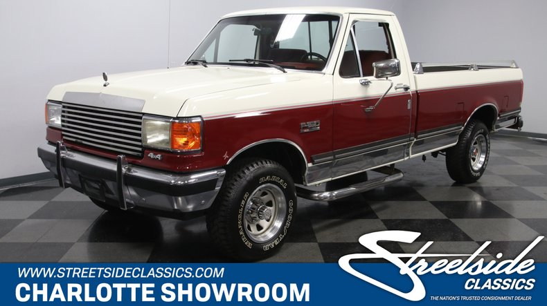 1988 Ford F-150 For Sale