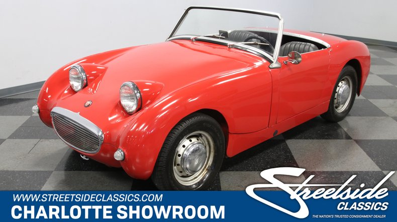 For Sale: 1958 Austin Healey Sprite