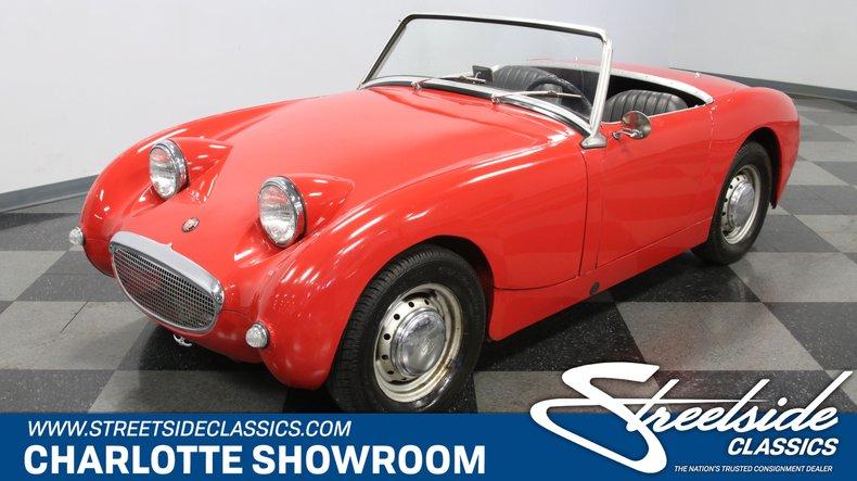 1958 Austin Healey Sprite 1