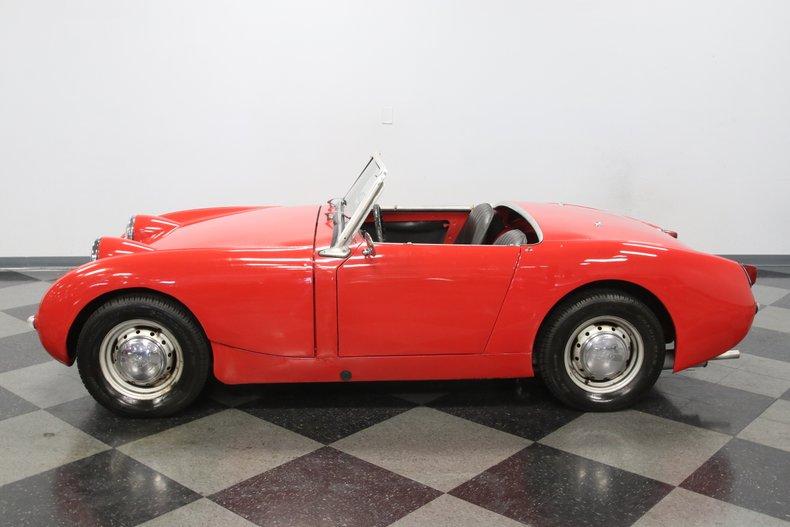1958 Austin Healey Sprite 2