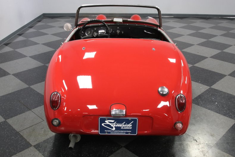 1958 Austin Healey Sprite 32
