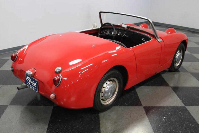 1958 Austin Healey Sprite 33