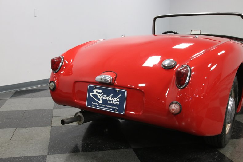 1958 Austin Healey Sprite 34