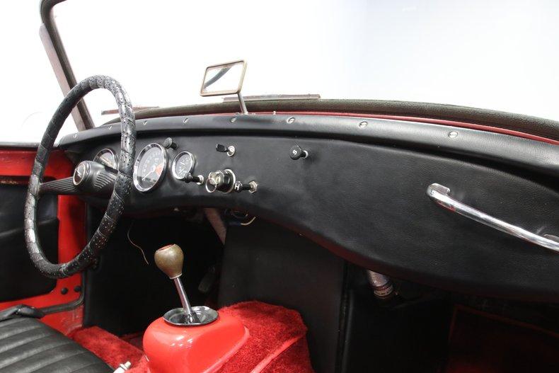1958 Austin Healey Sprite 58