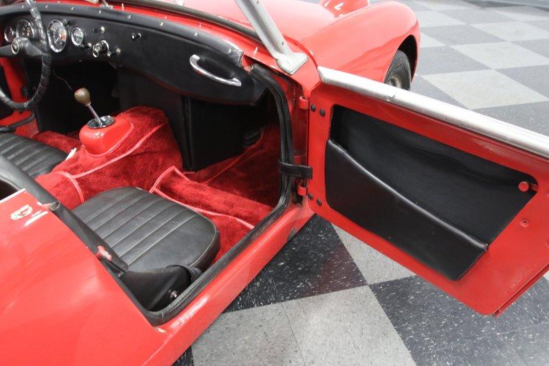 1958 Austin Healey Sprite 62