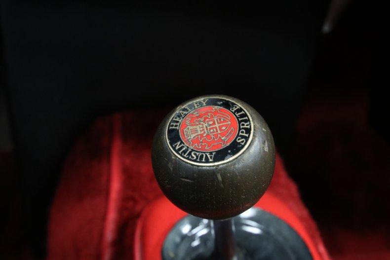 1958 Austin Healey Sprite 50
