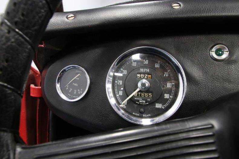 1958 Austin Healey Sprite 48