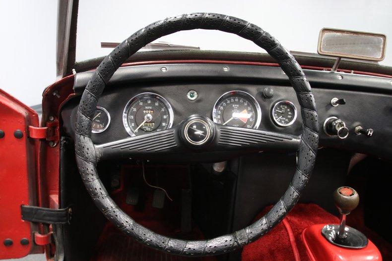 1958 Austin Healey Sprite 47