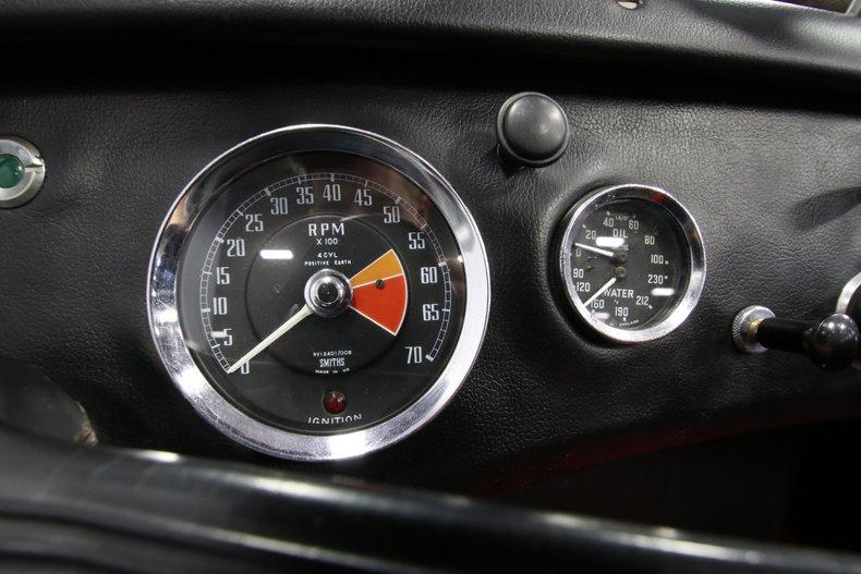 1958 Austin Healey Sprite 49