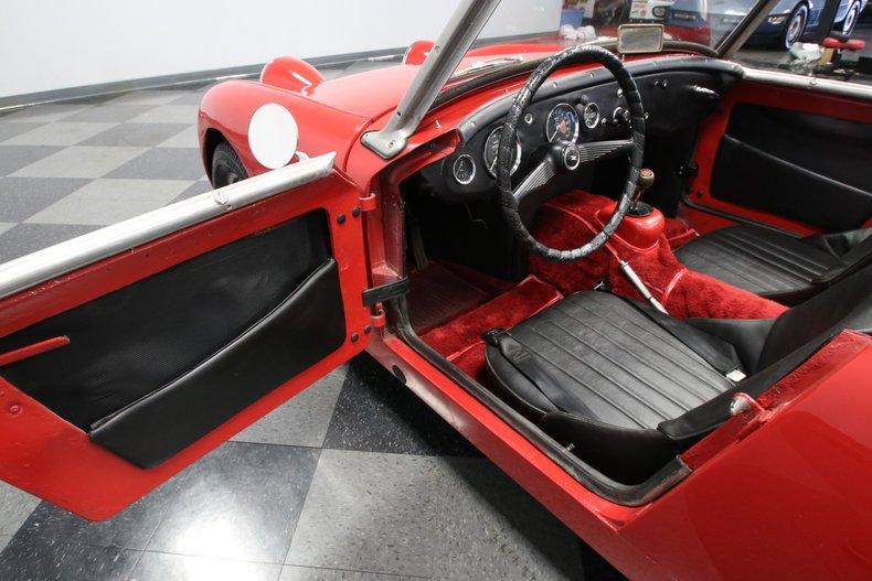 1958 Austin Healey Sprite 44