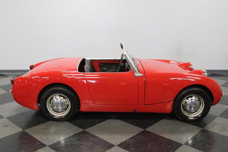 1958 Austin Healey Sprite 36