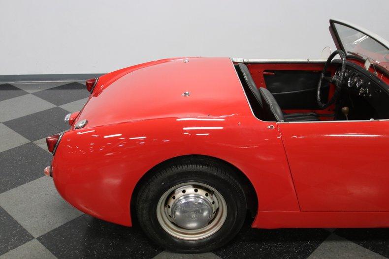 1958 Austin Healey Sprite 37