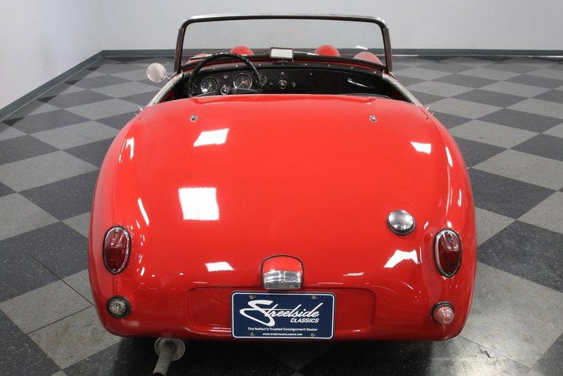 1958 Austin Healey Sprite 11
