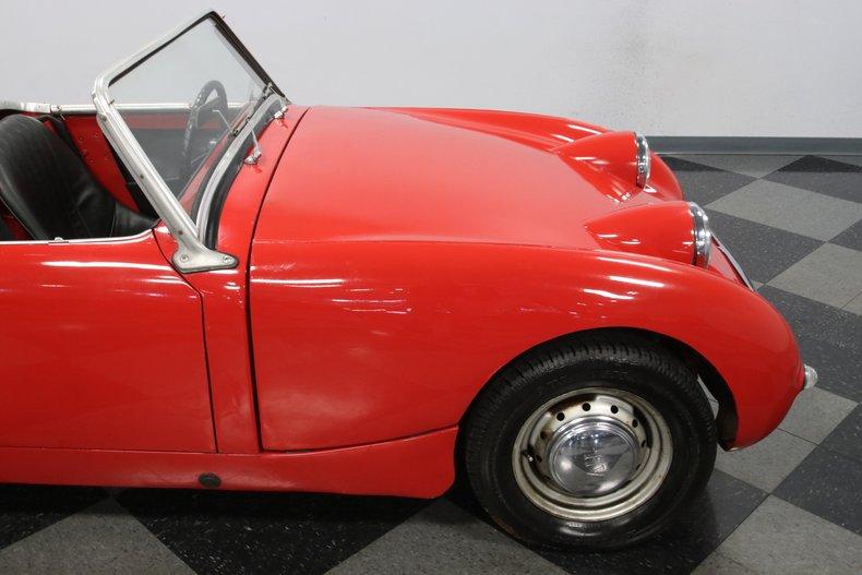 1958 Austin Healey Sprite 38