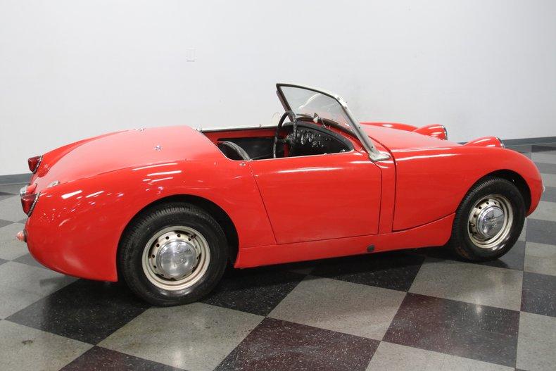 1958 Austin Healey Sprite 14
