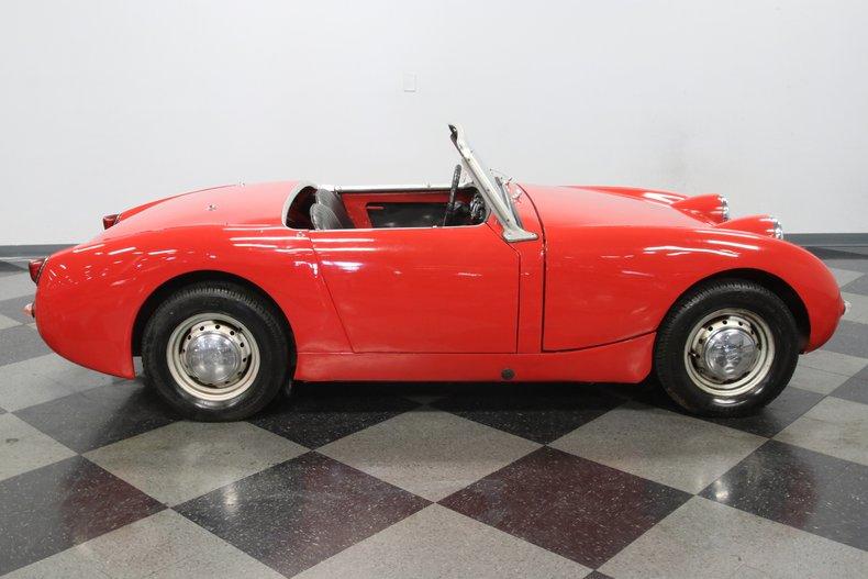 1958 Austin Healey Sprite 15