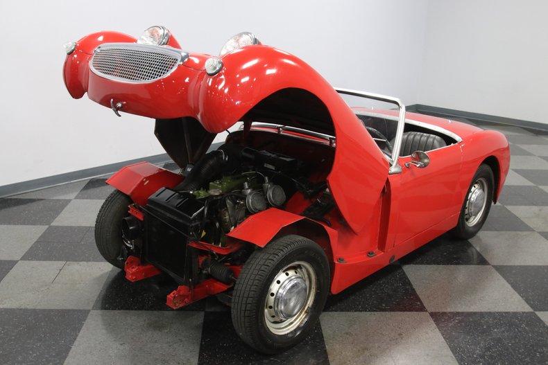 1958 Austin Healey Sprite 40