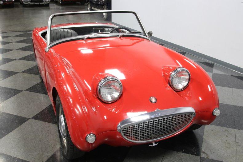 1958 Austin Healey Sprite 18