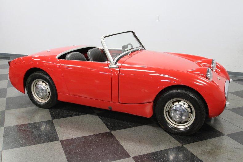 1958 Austin Healey Sprite 16