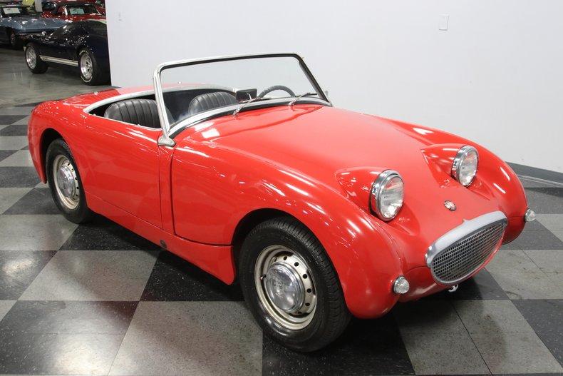 1958 Austin Healey Sprite 17