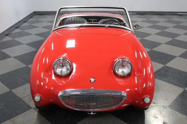 1958 Austin Healey Sprite 21