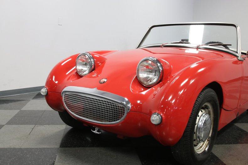 1958 Austin Healey Sprite 24