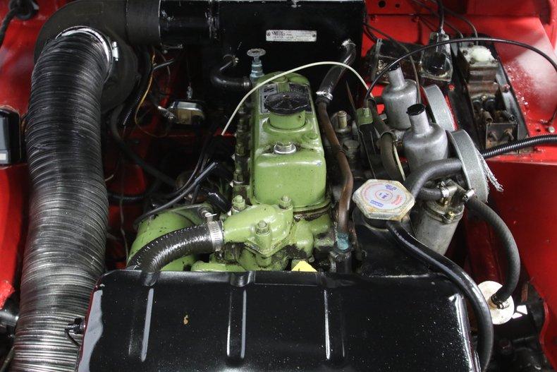 1958 Austin Healey Sprite 3