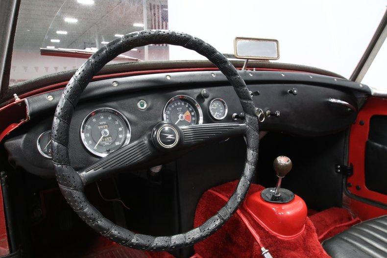 1958 Austin Healey Sprite 46