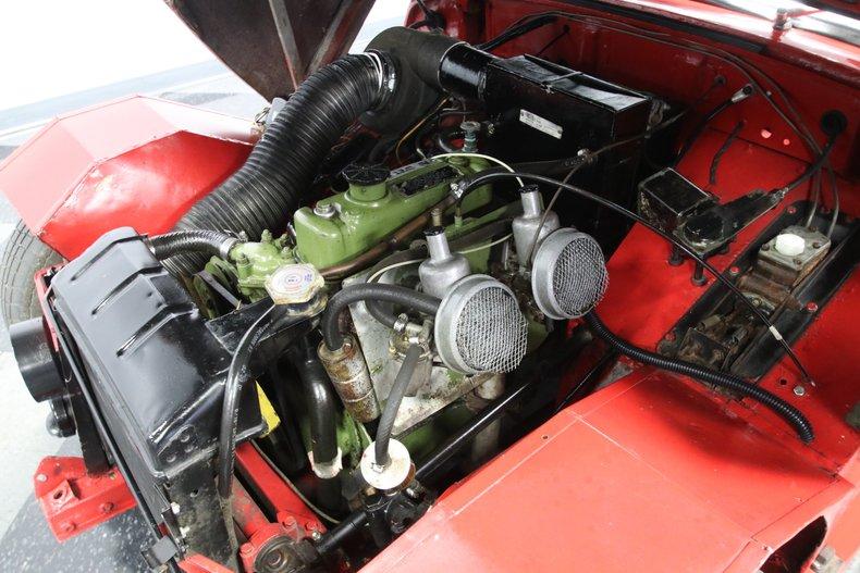 1958 Austin Healey Sprite 41
