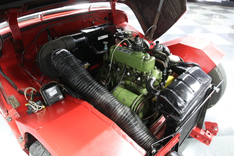 1958 Austin Healey Sprite 43