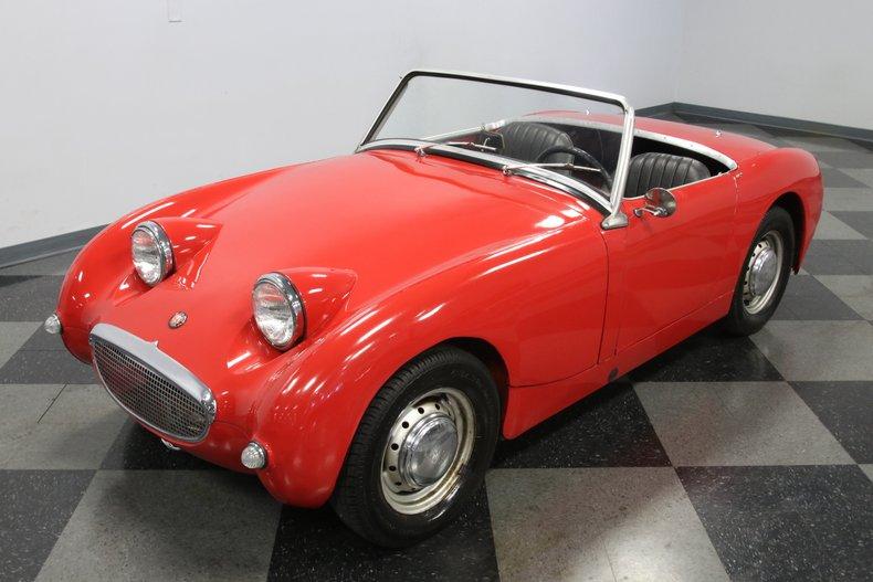 1958 Austin Healey Sprite 22