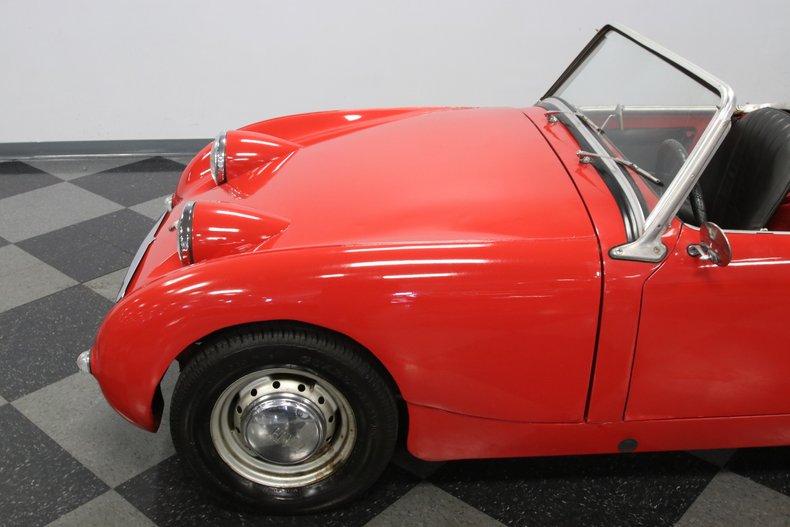 1958 Austin Healey Sprite 28