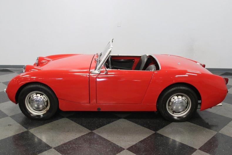 1958 Austin Healey Sprite 26