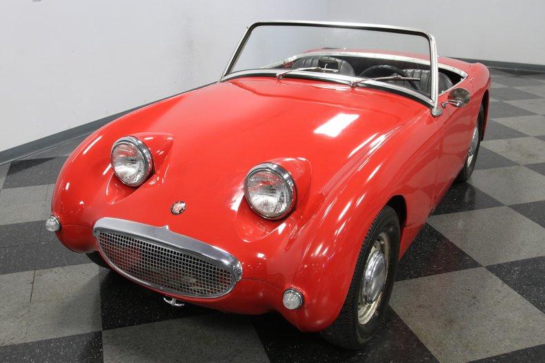 1958 Austin Healey Sprite 20